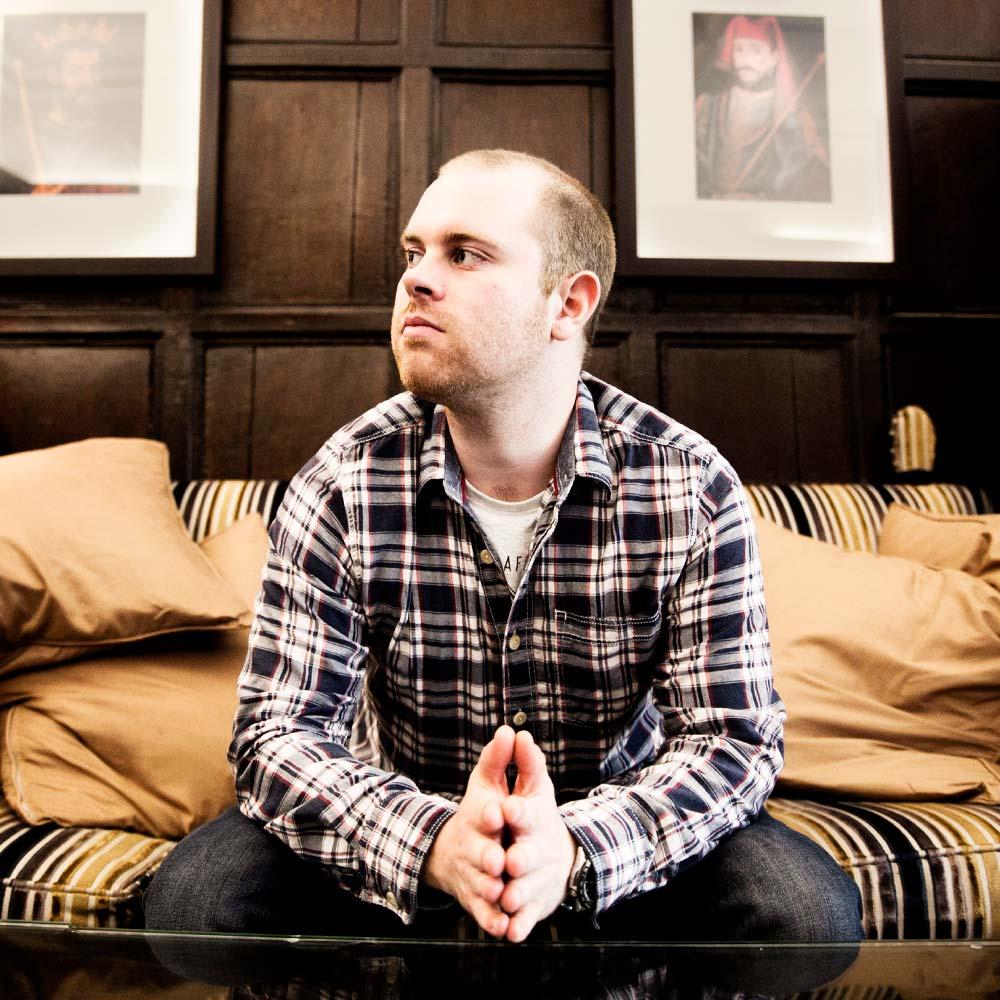 Profile photo: Marc Jenkins